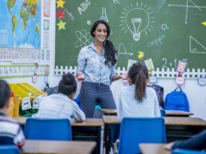 Teachers post secondary teachers work from home
