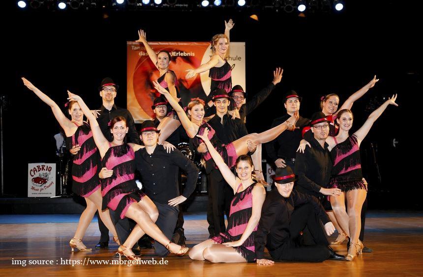 Die Vorteile Des Besuchs Einer Tanzschule