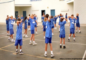 Why Is Physical Education Class Only Directed Towards the Small Percentage of Athletes?