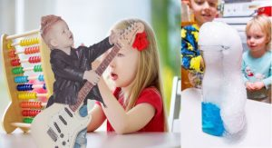 Educational Activities For the Summertime Before Kindergarten
