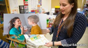 Transition Procedures For Youngsters From Early Intervention to Special Education at Age 3